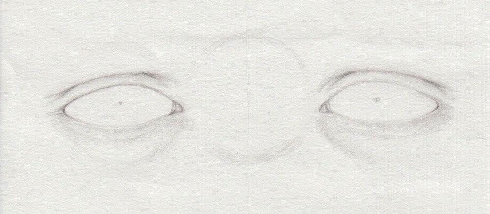 Augen so zeichnen, dass sie dich ansehen