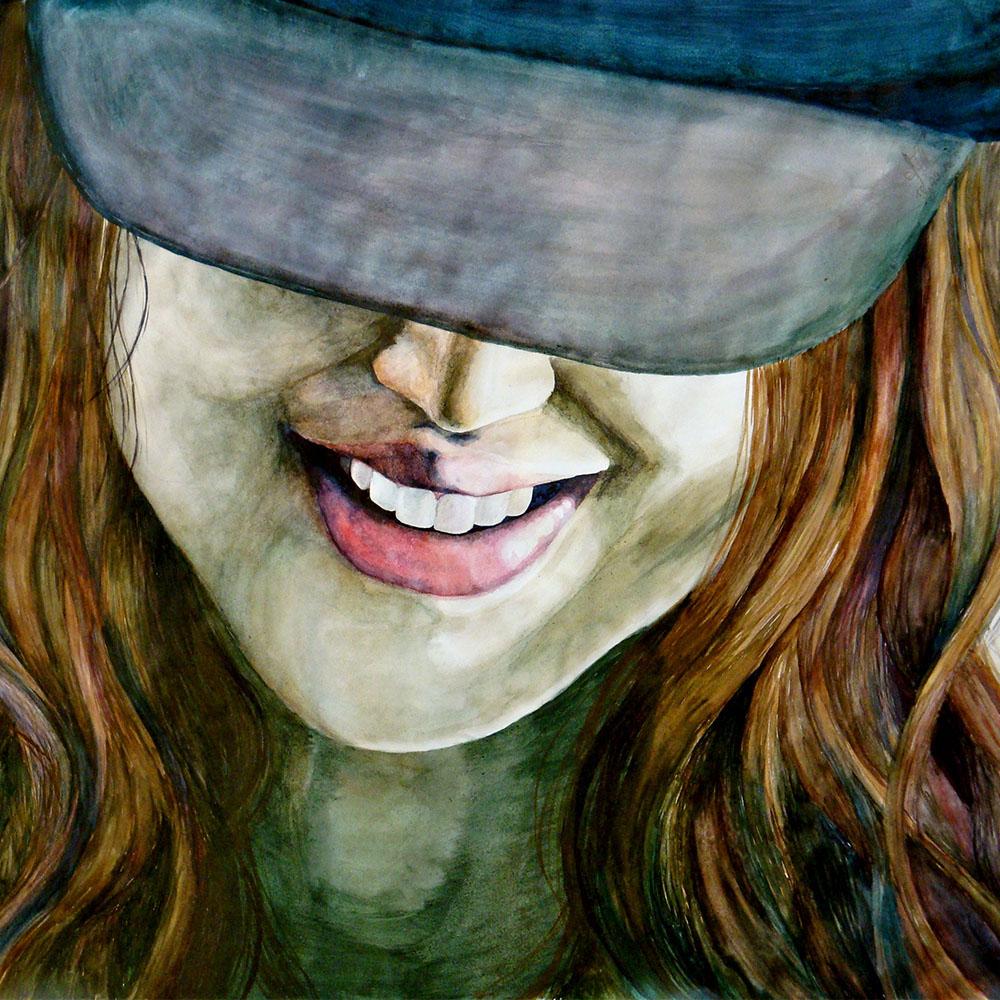 Watercolour Smile