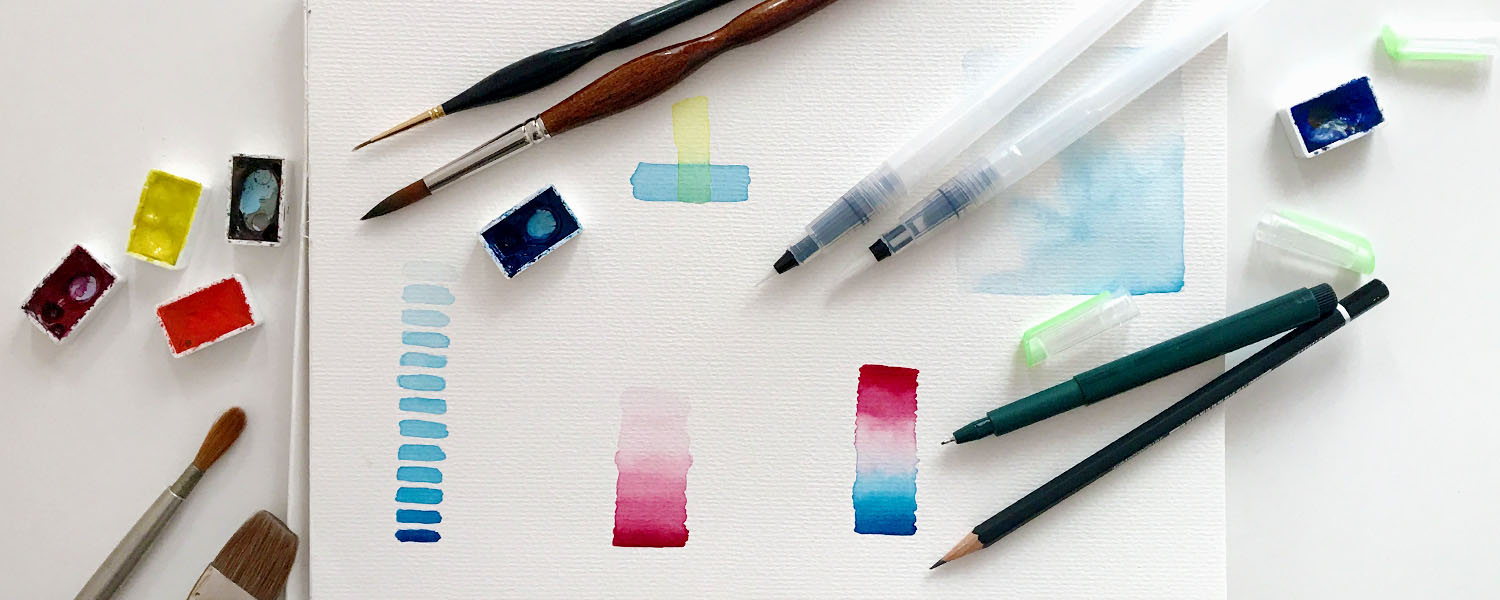 Watercolor: Materials and Techniques
