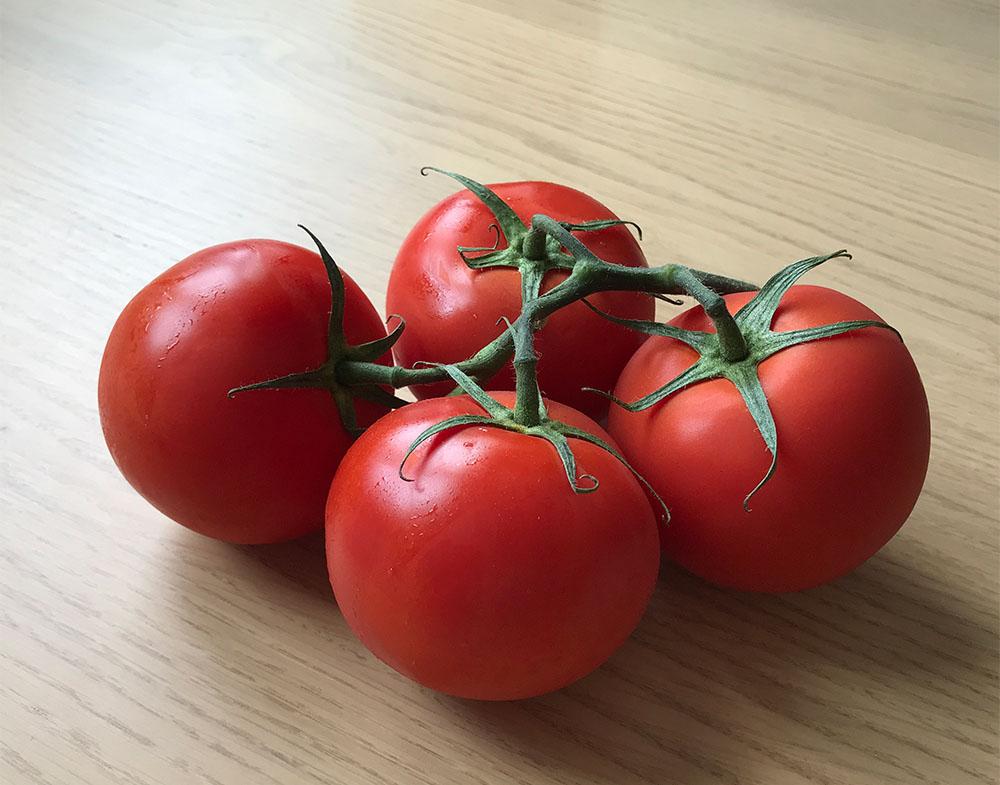 Vorlage Tomaten zeichnen