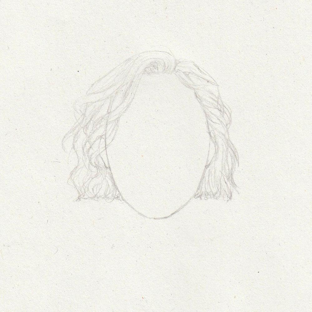Sketch Bob wavy