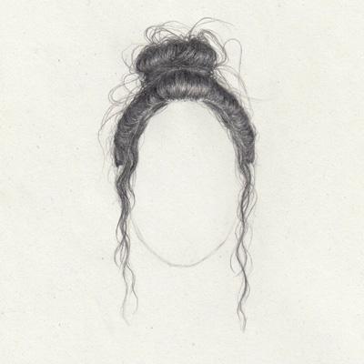 Frisuren zeichnen lernen